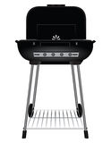 Grill for food Stock Photos