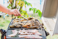 Grill food Royalty Free Stock Images