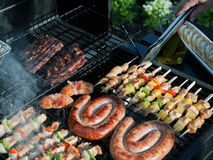 Grill food Royalty Free Stock Photography