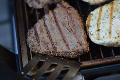 Grill Food Royalty Free Stock Photo
