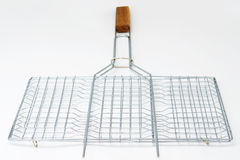 Grill grating Stock Photos