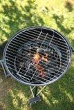 grill grilla Fotografia Stock