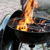 Grill Royalty Free Stock Photography