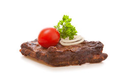 Grill meat Royalty Free Stock Images