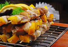Grill meat 3 Stock Photography