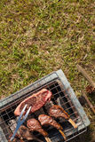 Grill meat Royalty Free Stock Photography