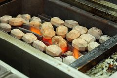 Grill Oven Stock Images