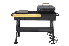 Grill oven. Royalty Free Stock Photography