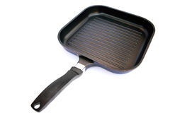 Grill pan Royalty Free Stock Photography