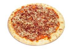 Grill pizza zdjęcie stock