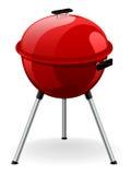 grill plenerowy Fotografia Royalty Free