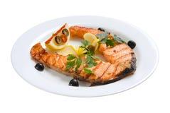 grill ryb Zdjęcia Royalty Free