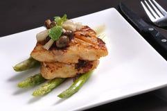 grill ryb Fotografia Stock