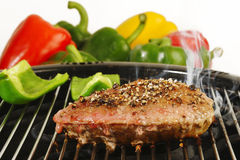 Grill steak Royalty Free Stock Images