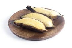 Grill Thai Banana Stock Image
