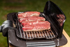 Grill Time Royalty Free Stock Image