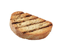 Grill toasted bread Royalty Free Stock Photography