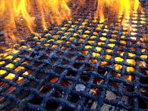 grilla grill Fotografia Stock
