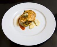 grillad fisk Royaltyfria Foton
