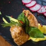 grillad steakkalkon Fotografering för Bildbyråer