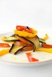 grillade grönsaker Royaltyfri Fotografi