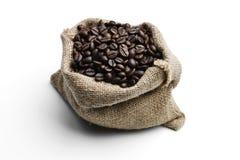 Grillade kaffebönor 3 Royaltyfri Bild