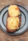 Grillade smörgåsar Royaltyfri Fotografi
