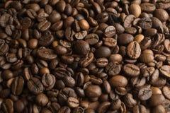 grillat bönakaffe Arkivbild