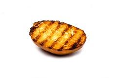 grillat bröd Royaltyfria Foton