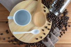 grillat kaffe Royaltyfria Foton