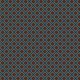 Grille élégante colorée foncée Mesh Pattern Background de rétro plaid Photographie stock libre de droits