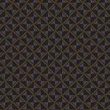 Grille élégante colorée foncée Mesh Pattern Background de rétro plaid Image stock