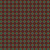 Grille élégante colorée foncée Mesh Pattern Background de rétro plaid Photos libres de droits