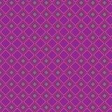 Grille élégante colorée Mesh Pattern Background de rétro abrégé sur rose plaid Images stock