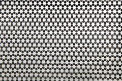 Grille dans le modèle de nid d'abeilles Images stock