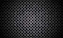 Grille de haut-parleur illustration stock