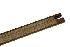 Grille de tabulation de calculatrice Image stock