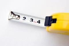 Grille de tabulation de mesure Image libre de droits