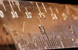Grille de tabulation en métal photos libres de droits