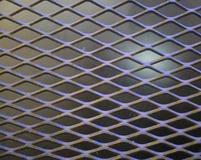 Grille en acier de gril Images libres de droits
