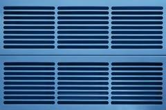 Grille en aluminium de ventilation Images stock