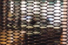 Grille intérieure de minimalisme photographie stock