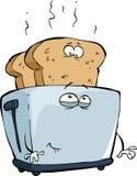 Grille-pain Photos libres de droits