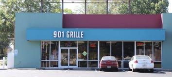 901 Grille, środek miasta Memphis, TN Obraz Stock