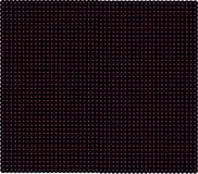 Grille rouge foncé avec les points brillants Le filet de laser avec la lueur intersecte sur le fond foncé rouge Modèle sans coutu Images libres de droits