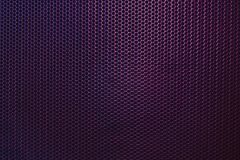 Speaker Grillethe grille from the speaker. The grille from the speaker texture close-up stock illustration