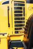 Details of construction equipment and transport Royalty Free Stock Photos