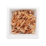 Grilled высушило закуску кальмара Стоковая Фотография