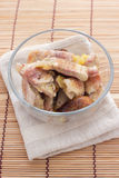 Grilled Banana Stock Images