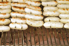 Grilled banana Royalty Free Stock Images